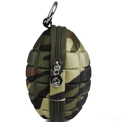Hand Grenade Key chain Pouch Army - Apache Concept Store