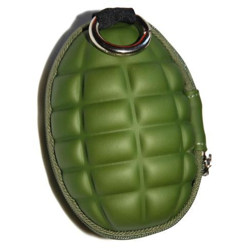 Grenade Key chain Pouch Green - Apache Concept Store