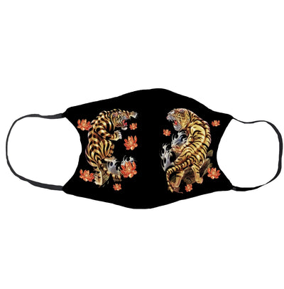 Japanese Tiger Face Mask - Apache Concept Store