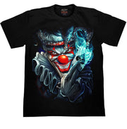 Joker As Skull T-shirt - Apache Concept Store