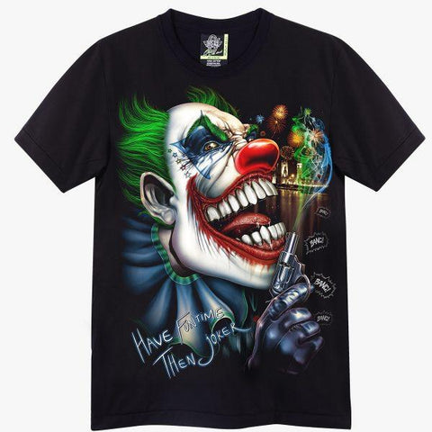 The Joker Gun T-shirt - Apache Concept Store