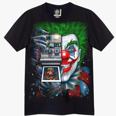 The Photographer Joker T-shirt - Apache Concept Store
