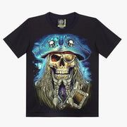 Pirate Skull T-shirt - Apache Concept Store
