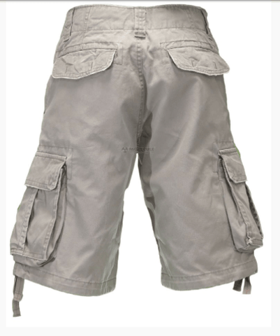 Molecule Short - Grey color - Apache Concept Store