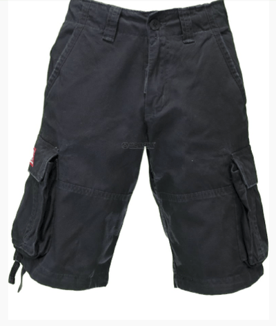 Molecule Short - Black color - Apache Concept Store