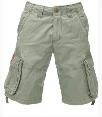 Molecule Short - Green color - Apache Concept Store