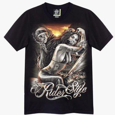 Ghost Rider T shirt - Apache Concept Store