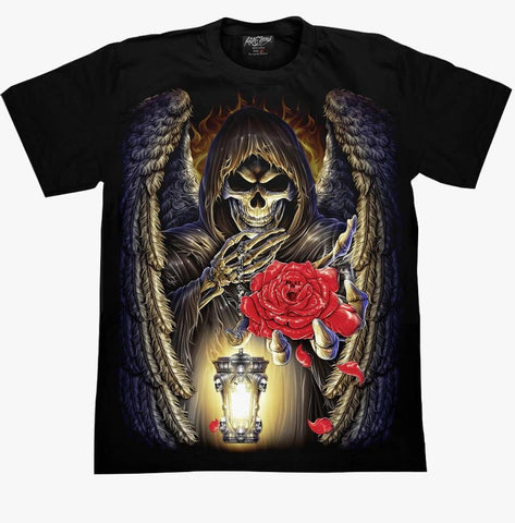 Skull Angel T-shirt - Apache Concept Store