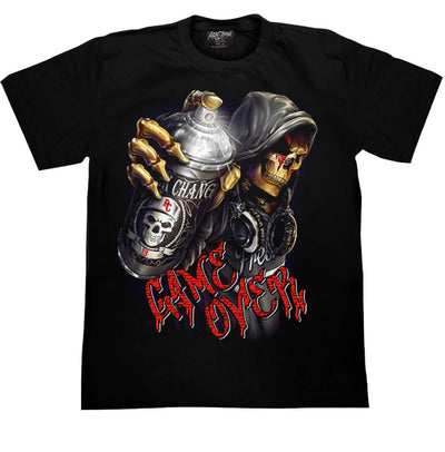 Game Over T-shirt - Apache Concept Store