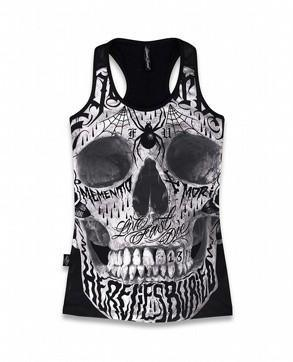 Liquorbrand Live Fast Die Tank Top - Apache Concept Store