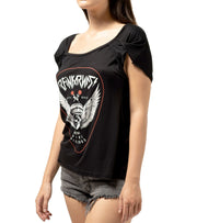 Skull Wings T-shirt - Apache Concept Store