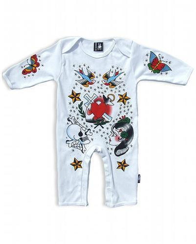 Tattoo Baby playsuit - Apache Concept Store