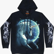 Unicorn Hoodie with Horn - Apache Concept Store