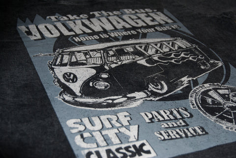 Stone Volkswagen T-shirt - Apache Concept Store