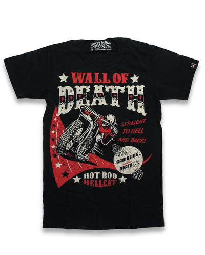 Liquorbrand Wall of Death T-shirt - Apache Concept Store