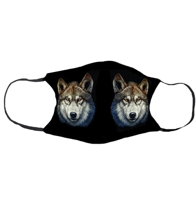 Wolf Face Mask - Apache Concept Store