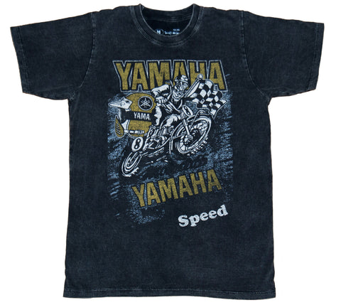 Yamaha Motorcycle T-shirt - Apache Concept Store