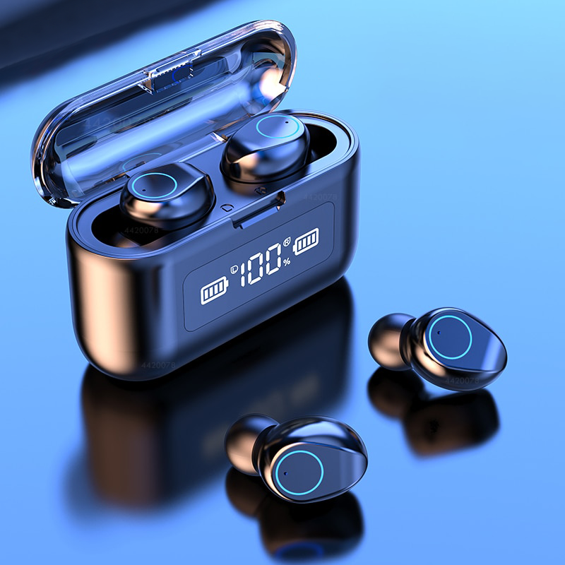 Crystal Sound Earbuds Deluxe