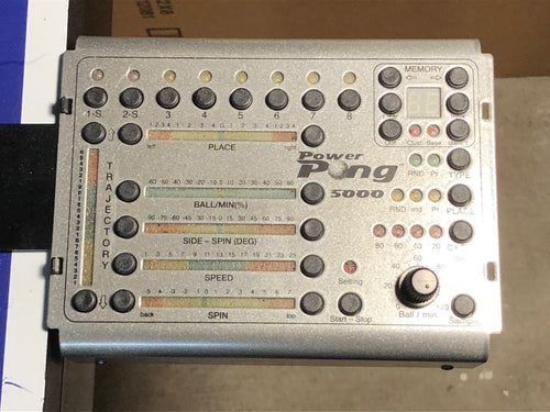 Power Pong 5000 Control Box