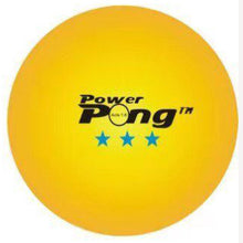 Load image into Gallery viewer, Power Pong 3-Star Orange Balls