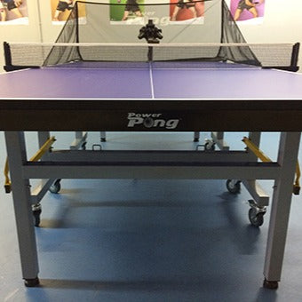 Power Pong Table with PP3000 Robot
