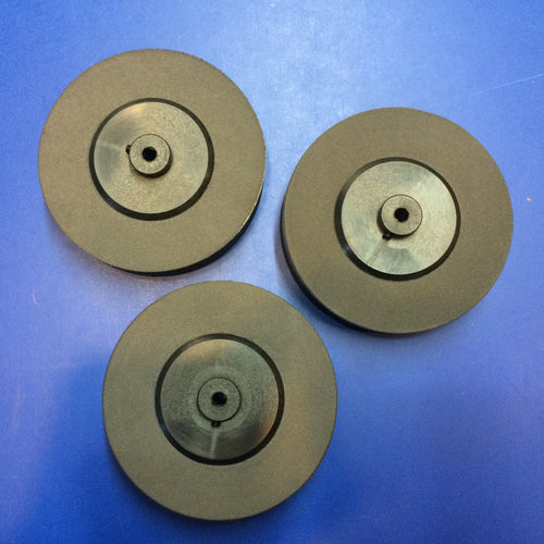 Replacement Wheels for Power Pong Robots
