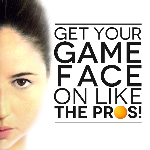Get Your Game Face On Like The Pros!