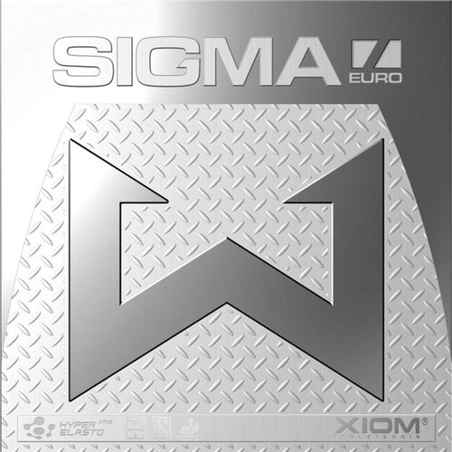 Xiom Sigma II Europe Rubber