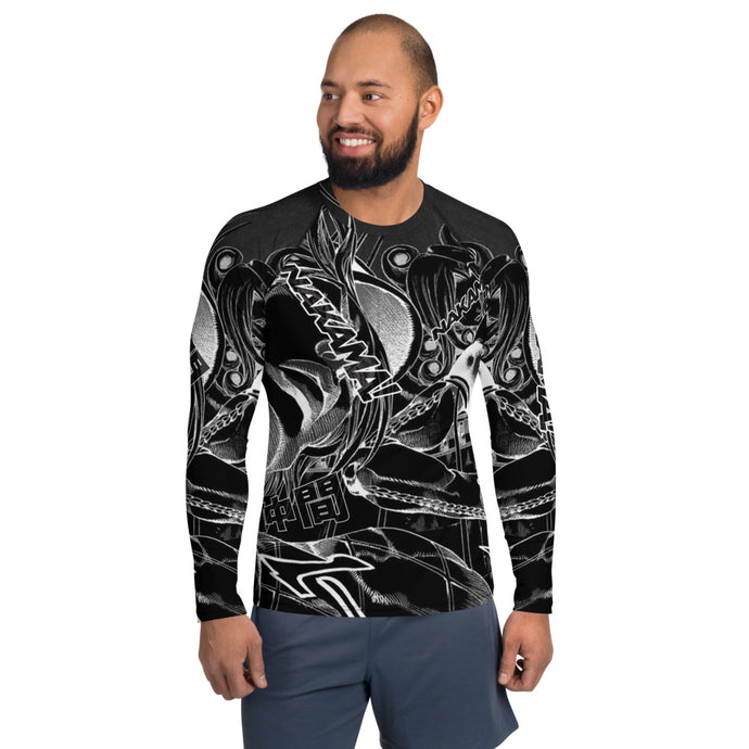 The Ends V1 Men's Rash Guard