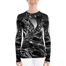 Load image into Gallery viewer, The Ends V1 Women's Rash Guard