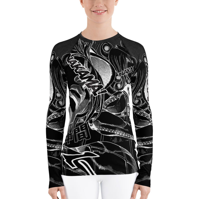 The Ends V1 Women's Rash Guard