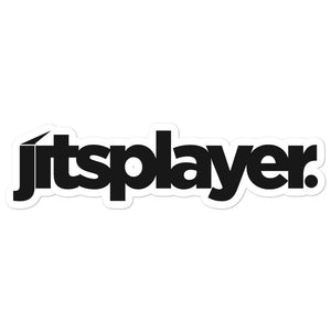 Jitsplayer sticker