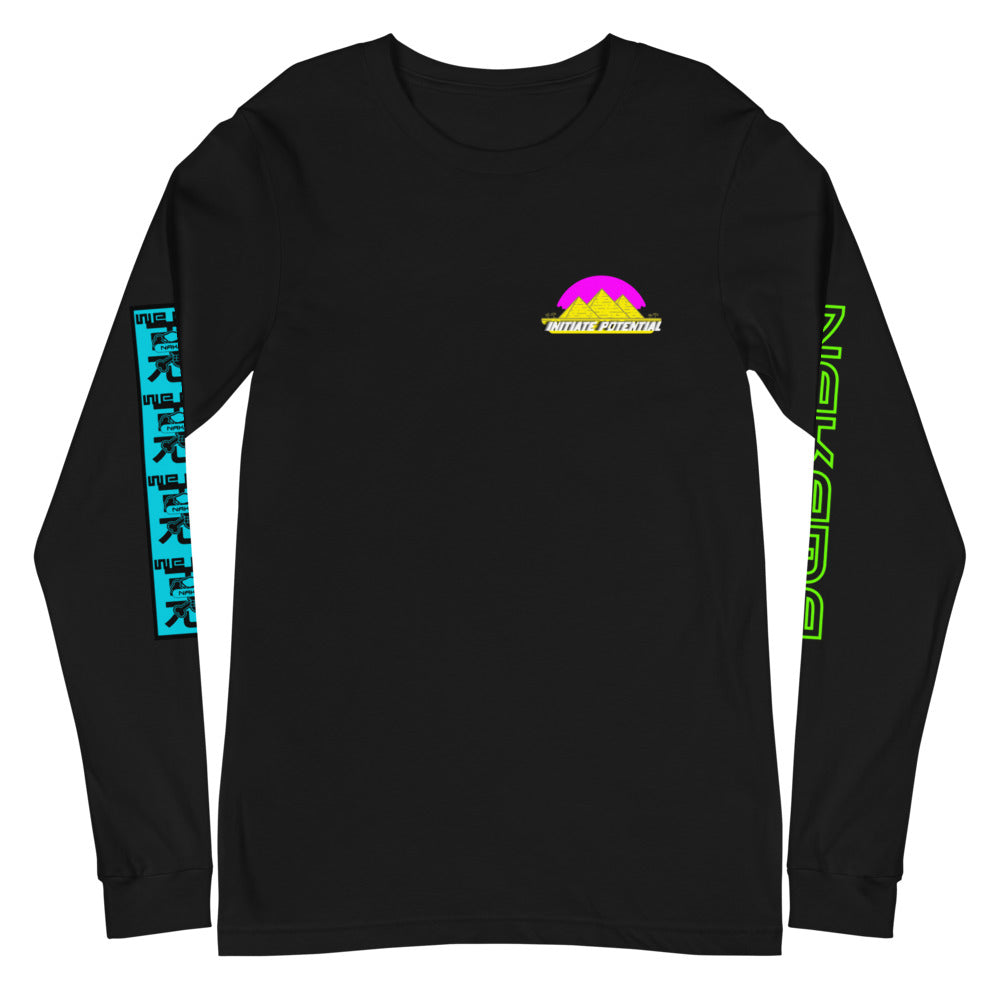 NAKAMA WE ARE THE 90s Long Sleeve T-Shirt
