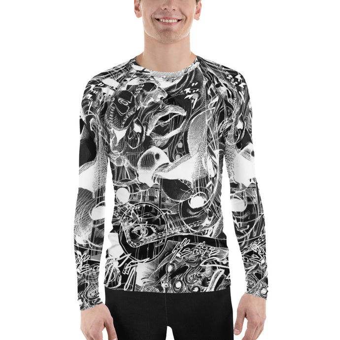The Ends V2 Men's Rash Guard