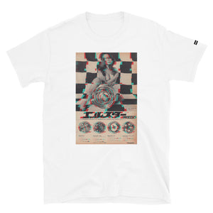 The Wheels Ad. Vintage Line T-Shirt