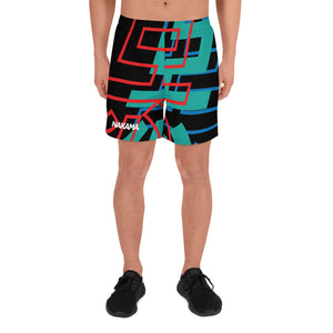 NAKAMA AKU Men's Athletic Shorts