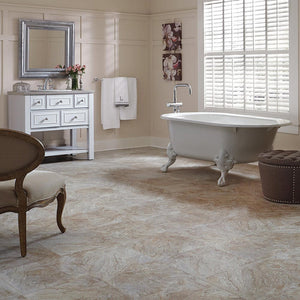 "Mannington Adura Rigid Century ""Pebble"" Luxury Vinyl"