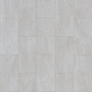 "Mannington Adura Rigid Vienna ""Alabaster"" Luxury Vinyl"