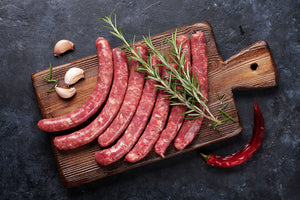 Pure Beef Wors & Sausage Products