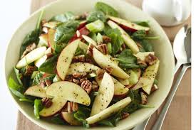 Apple & Spinach