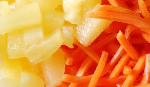 Carrot & Pineapple Salad
