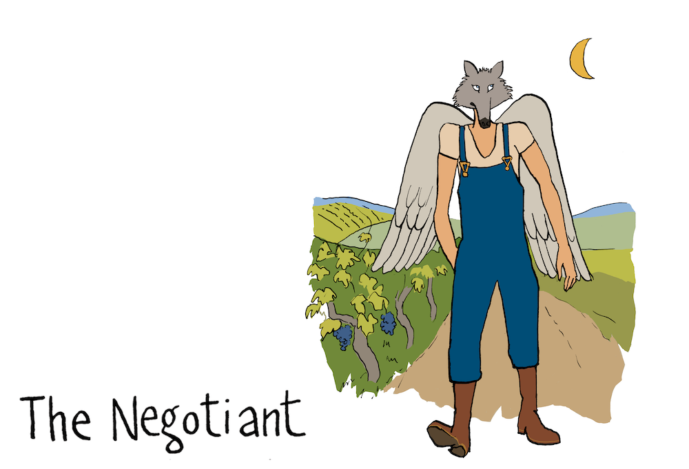The Negotiant