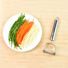 Load image into Gallery viewer, Stainless Steel Multi-purpose Vegetable Peeler