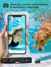 Load image into Gallery viewer, IPX8 Waterproof Bag Case