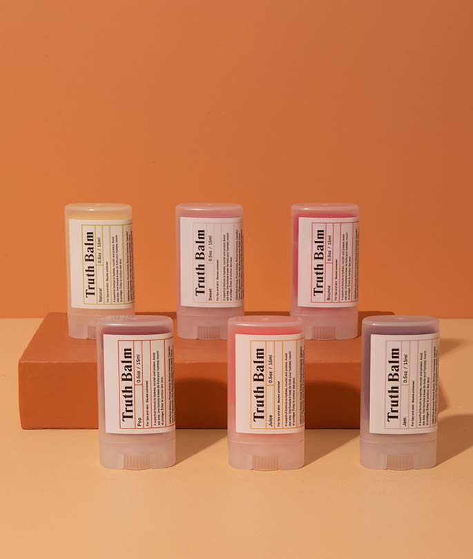 TRUTH BALM - NEW!