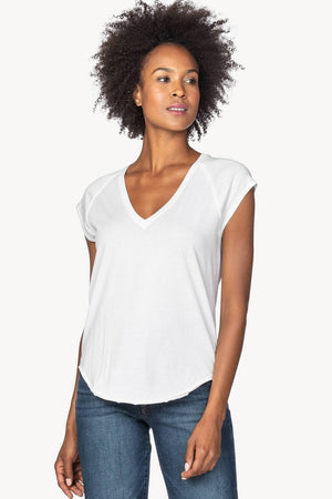 RAGLAN SLEEVE V-NECK - NEW!