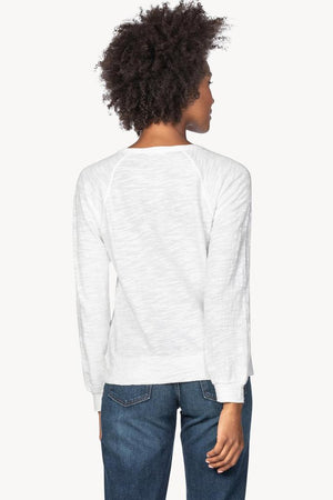 LONG SLEEVE POCKET RAGLAN - NEW!