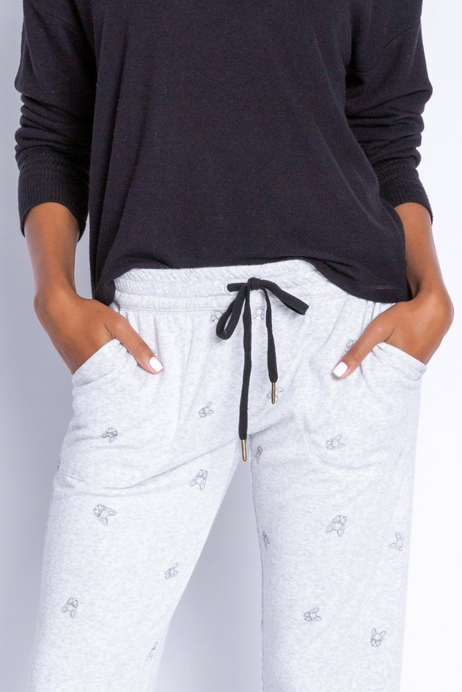 LILY ROSE BANDED PANT - NEW!
