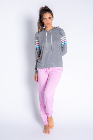 Load image into Gallery viewer, COLOURFUL CLASSICS STRIPE HOODY - NEW!