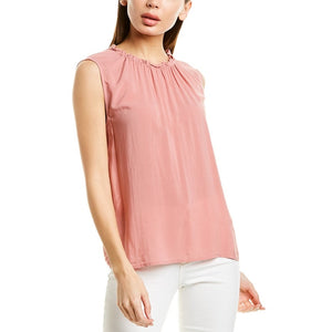 WENNA CHALLIS SLEEVELESS TOP